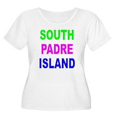 South Padre Island Plus Size T-Shirt