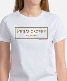 Modern Phil's-Osophy Gold Tee