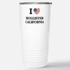 I love Hollister Califo Stainless Steel Travel Mug