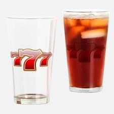 Las Vegas Lucky Sevens Drinking Glass
