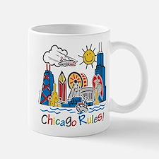 Chicago Rules Mugs