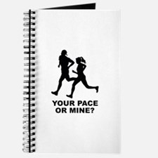 Your Pace Or Mine? Journal