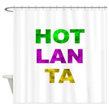 Hotlanta Shower Curtain