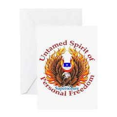 Spirit of Supersedure Greeting Card