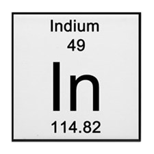 49. Indium Tile Coaster