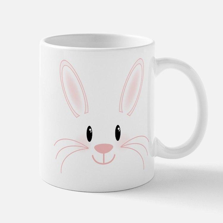 Bunny Face Mugs