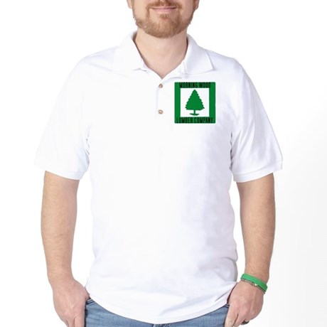 Morningwood Lumber company Golf Shirt