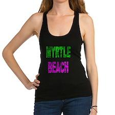Myrtle Beach Racerback Tank Top