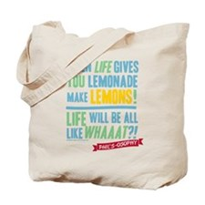 Modern Family Lemonade Tote Bag
