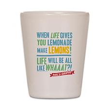 Modern Family Lemonade Shot Glass
