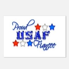 USAF Fiancee Postcards (Package of 8)