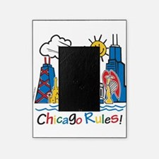 Chicago Rules Picture Frame