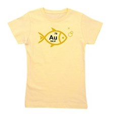 GoldFish Girl's Tee
