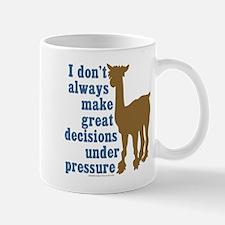 Modern Family Alpaca Decisions Mug