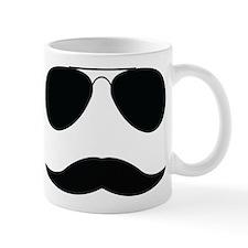 Stylish Moustache Mugs