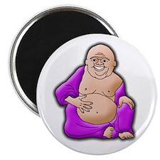 Laughing Buddha Magnet
