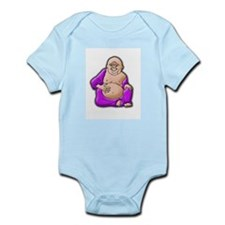 Laughing Buddha Infant Creeper
