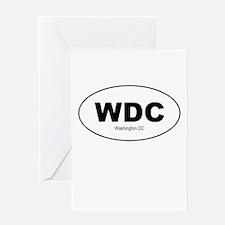 WDC Greeting Card