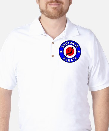 Karate Golf Shirt