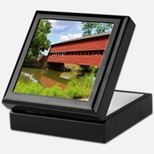 Sach's Covered Bridge Keepsake Box