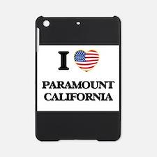 I love Paramount California USA Des iPad Mini Case