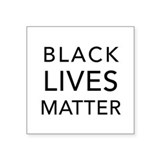 Black lives matter Square