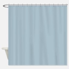 Solid Color - Aquamarine Shower Curtain