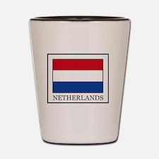 Netherlands Shot Glass