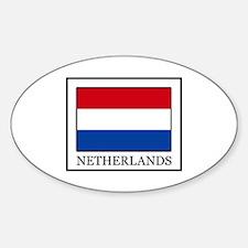 Netherlands Decal