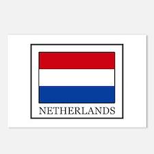 Netherlands Postcards (Package of 8)