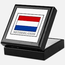 Netherlands Keepsake Box