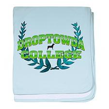 droptowdaCollege2009.png baby blanket