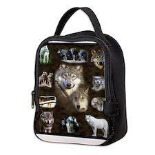Wolfpack2 Neoprene Lunch Bag