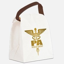 PA Gold Canvas Lunch Bag