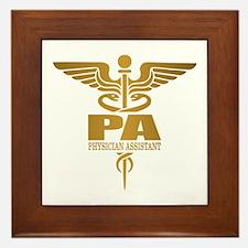 PA Gold Framed Tile