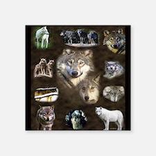 Wolfpack2 Sticker