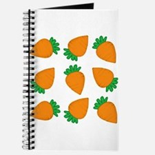 Orange Carrots Journal