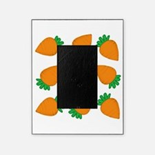 Orange Carrots Picture Frame