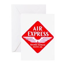 Funny Travel agency Greeting Cards (Pk of 20)
