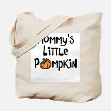 Mommy's Little Pumpkin - Trick or Treat Bag