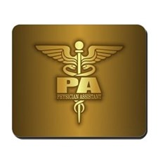 PA Gold Mousepad