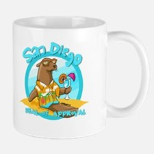 San Diego Seal of Approval Mugs