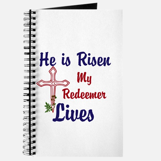 He Is Risen Journal