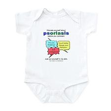 In my skin Infant Bodysuit