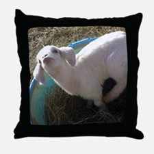 Funny Elisabeth Throw Pillow
