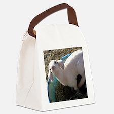 Elisabeth Canvas Lunch Bag