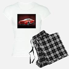 Boss 302 Red W Pajamas