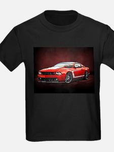 Boss 302 Red W T-Shirt