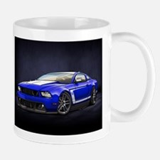 Boss 302 Kona Blue Mugs