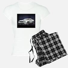 Boss 302 White Pajamas